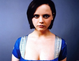 Christina Ricci (Wednesday Addams)
