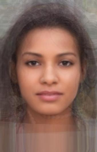 Average Brazilian Woman