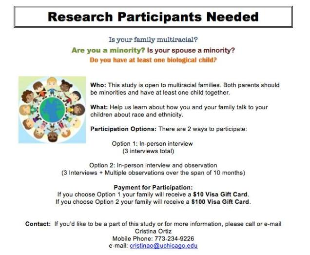 Mixed Family Research