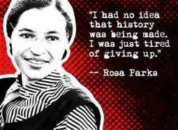The Rosa Parks Story – Mixed American Life